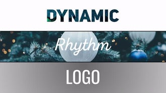 Dynamic Rhythm Logo: After Effects Templates