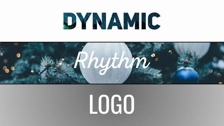 Dynamic Rhythm Logo: After Effects Templates