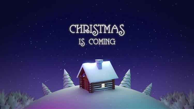Christmas Opener: Premiere Pro Templates