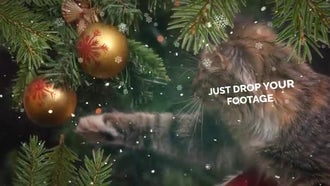 Christmas And New Year Slideshow: After Effects Templates