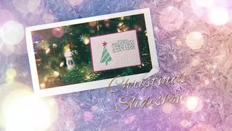 Christmas Holidays Slideshow Opener: After Effects Templates