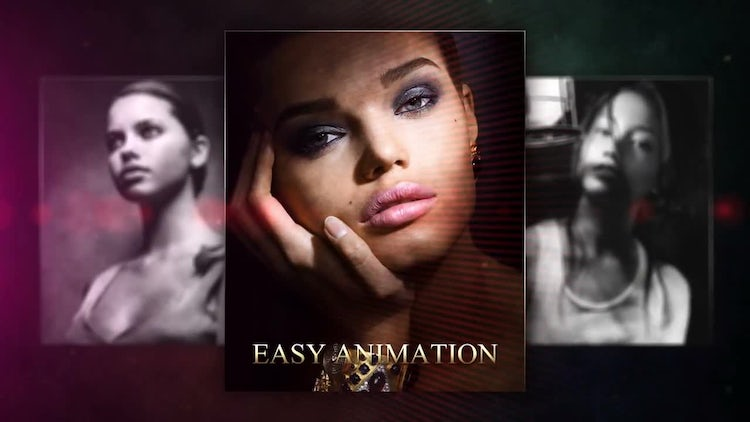 Fast Promo Gallery: After Effects Templates