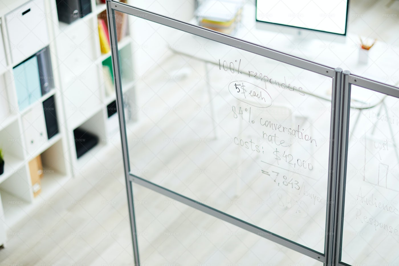 Glass Wall Background: Stock Photos