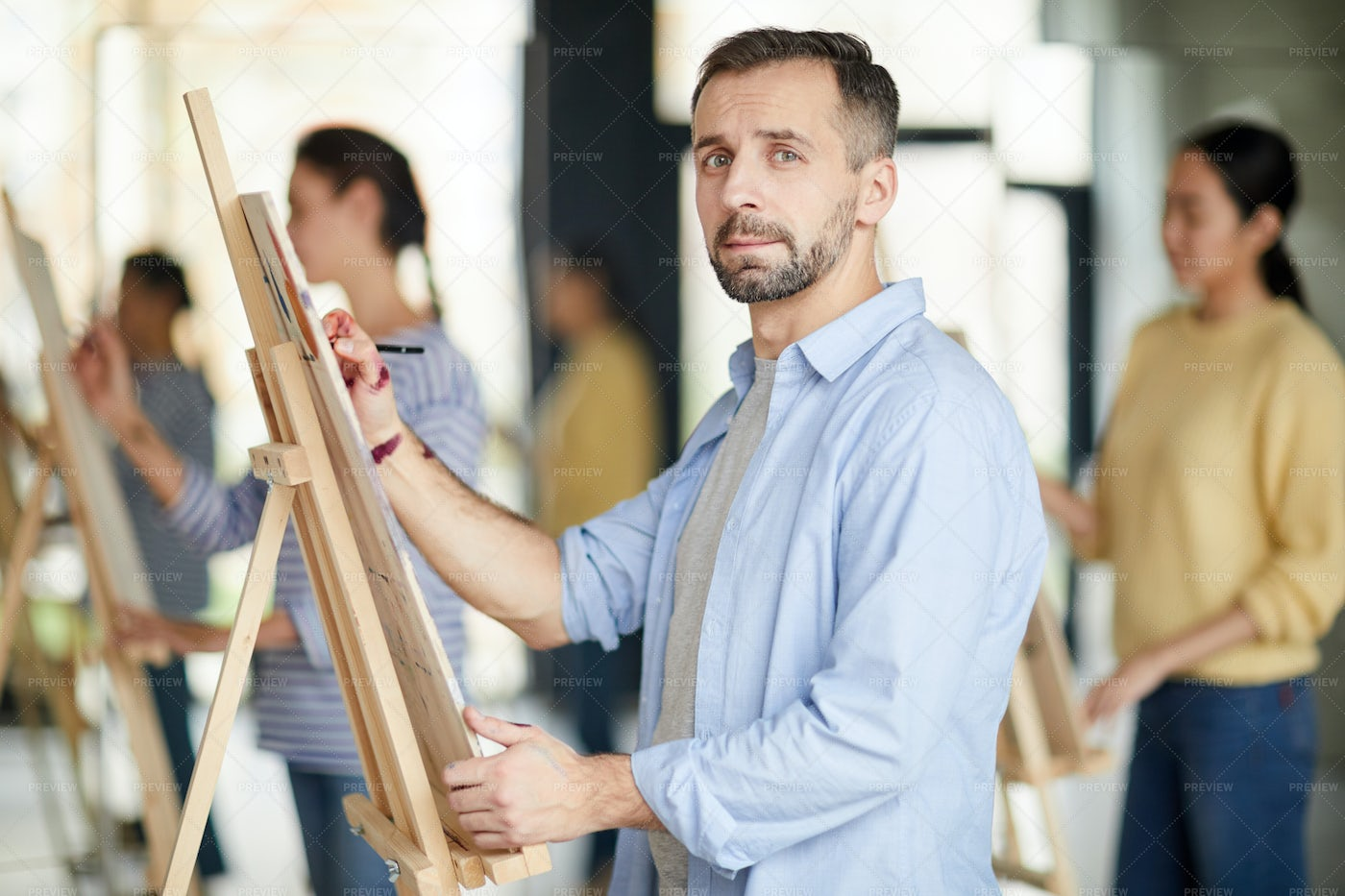 Learner By Easel: Stock Photos
