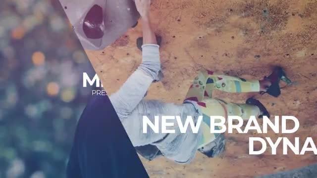 Short Upbeat Slideshow: Premiere Pro Templates