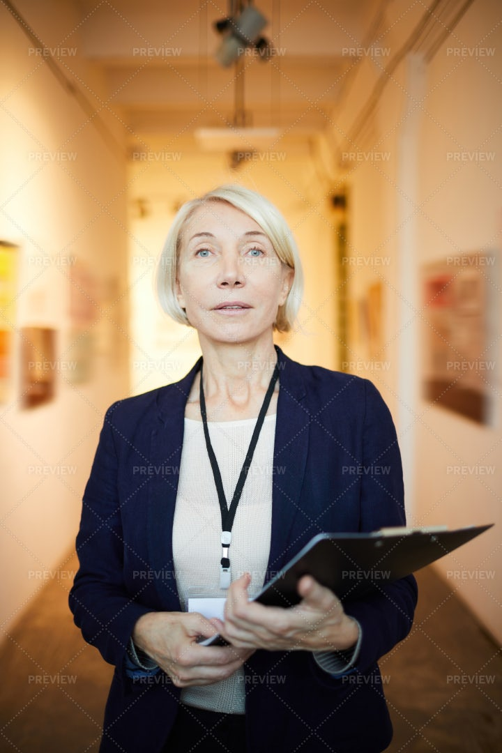 Mature Gallery Manager: Stock Photos