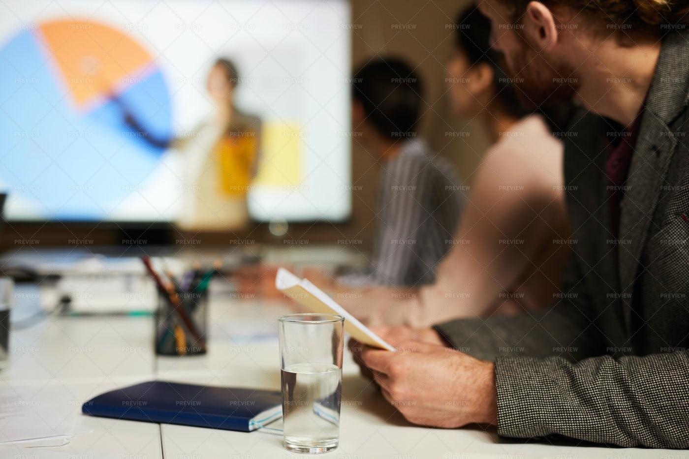 Business Forum: Stock Photos