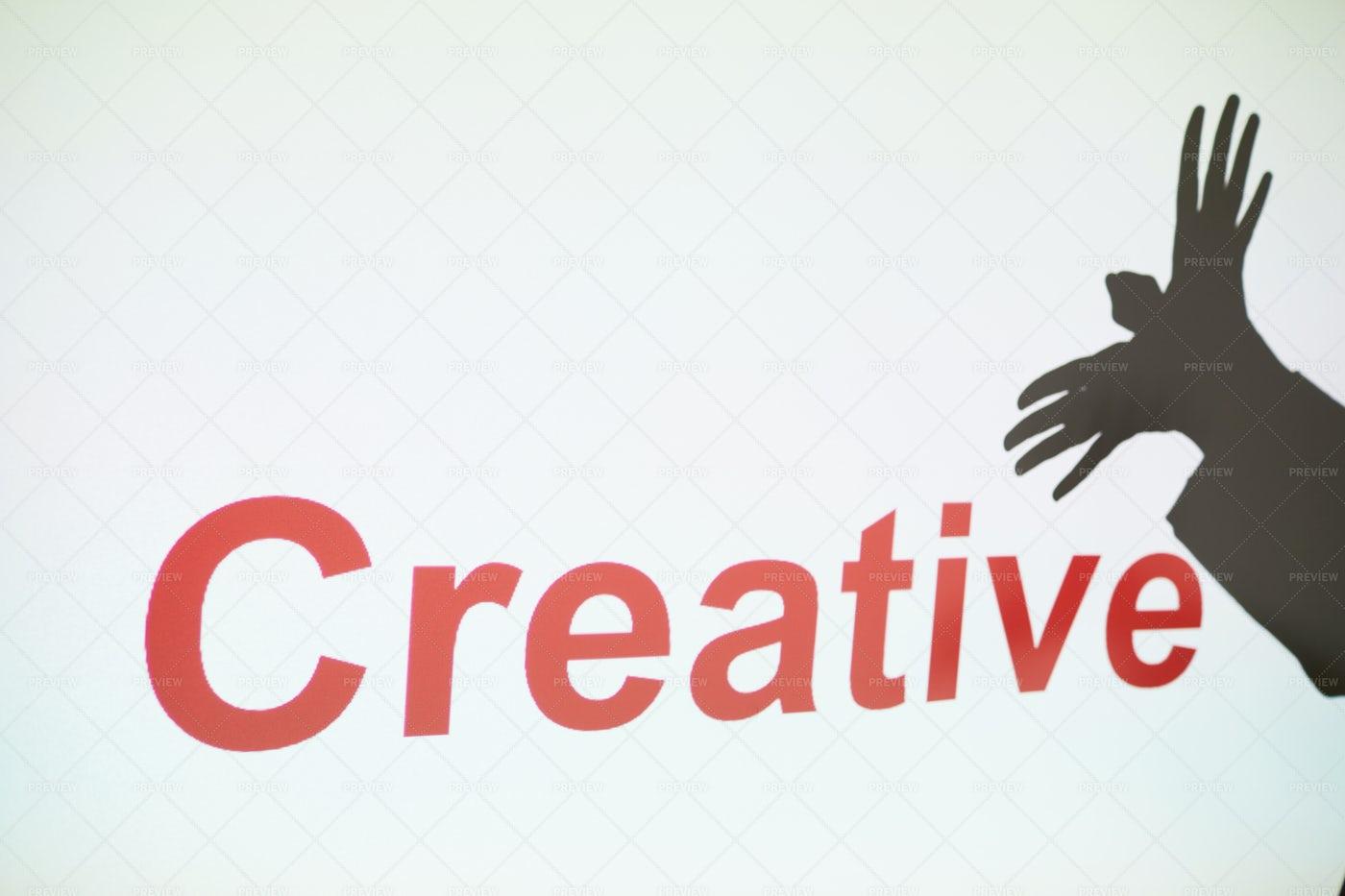 Creative Idea For Project: Stock Photos