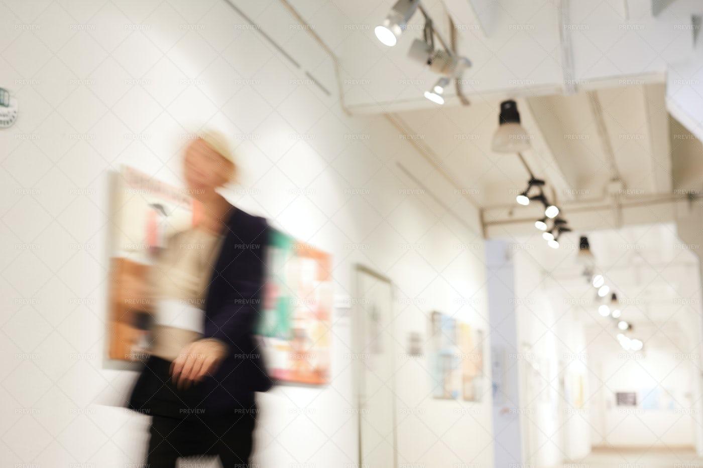 Art Gallery Concept: Stock Photos