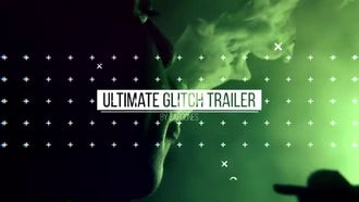 Ultimate Glitch Trailer: After Effects Templates