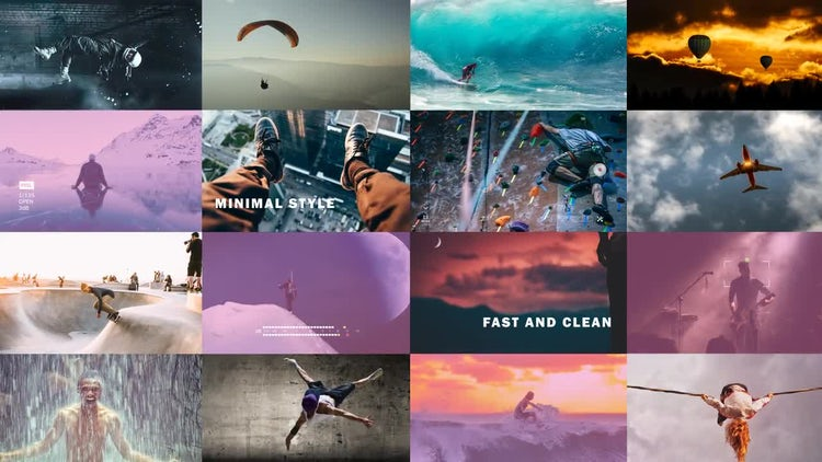 This Is Slideshow: After Effects Templates