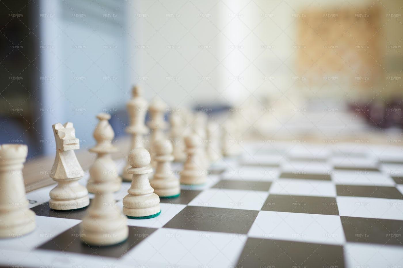 Chess Board: Stock Photos