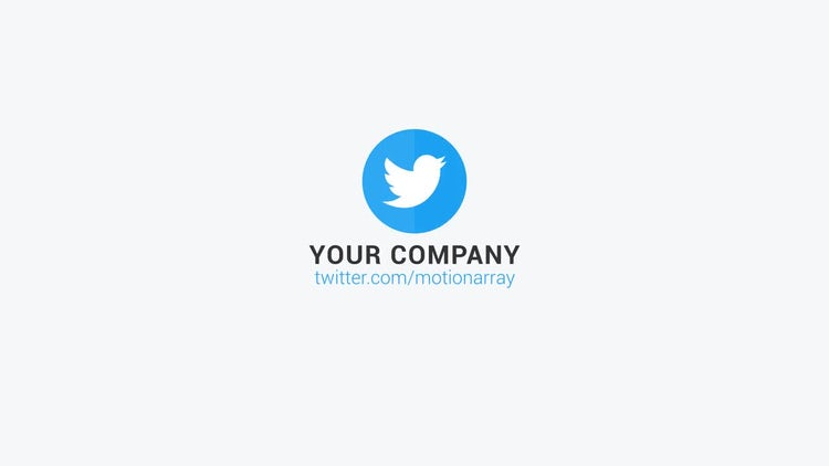 Search Social Media Opener: After Effects Templates