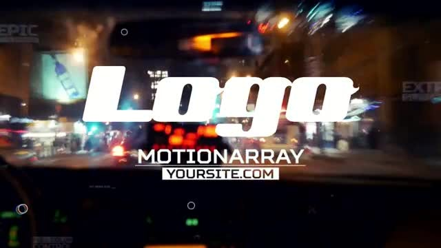 Modern Video Glitch Opener: After Effects Templates