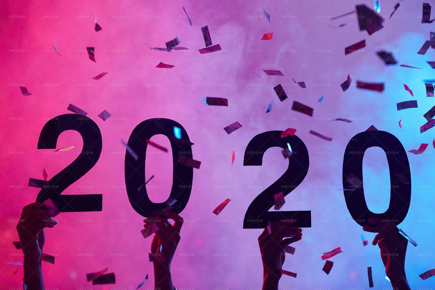 New Year 2020: Stock Photos