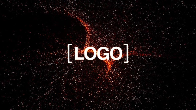 Particles Logo Package: After Effects Templates