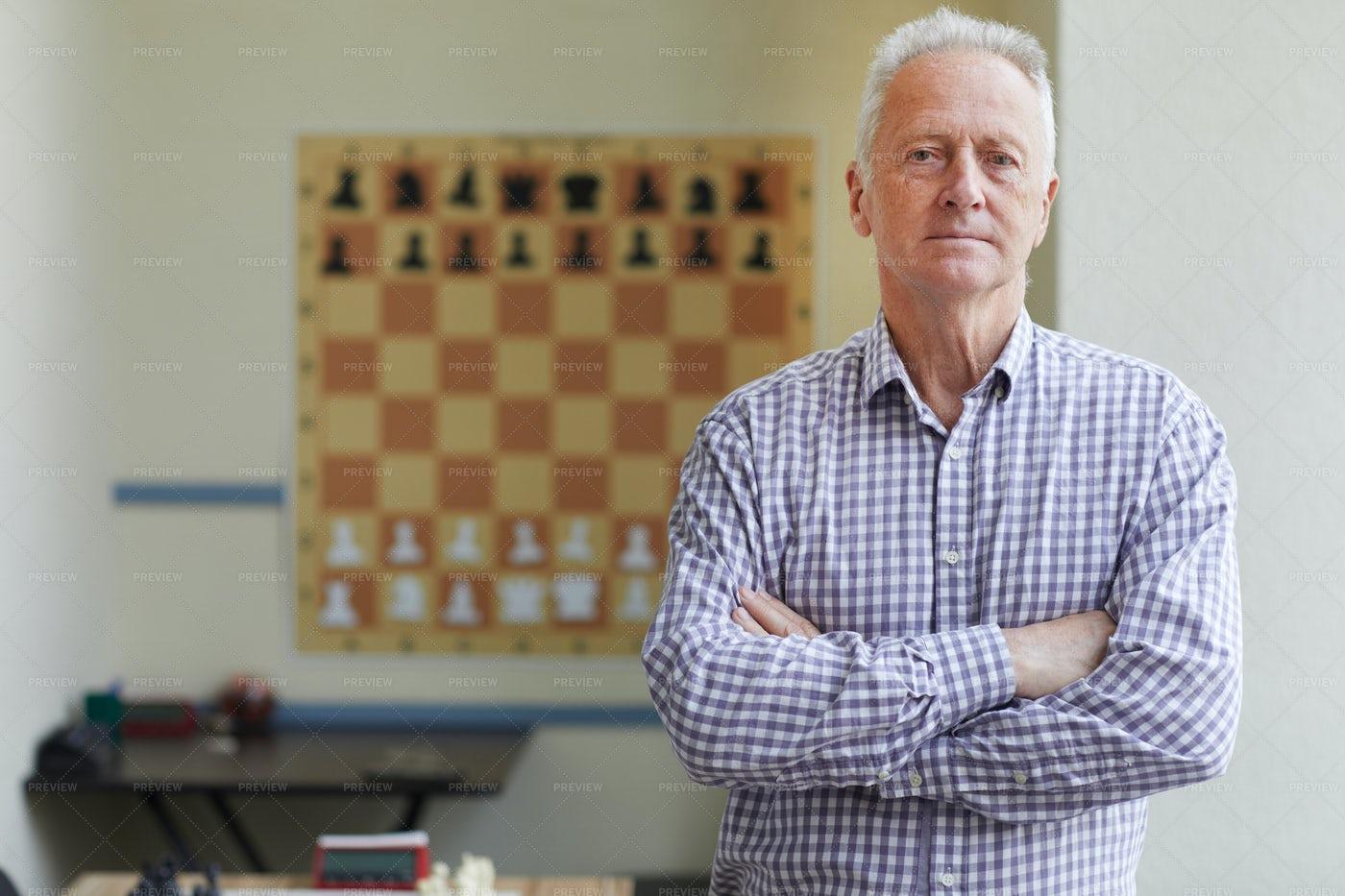 Famous Grandmaster: Stock Photos