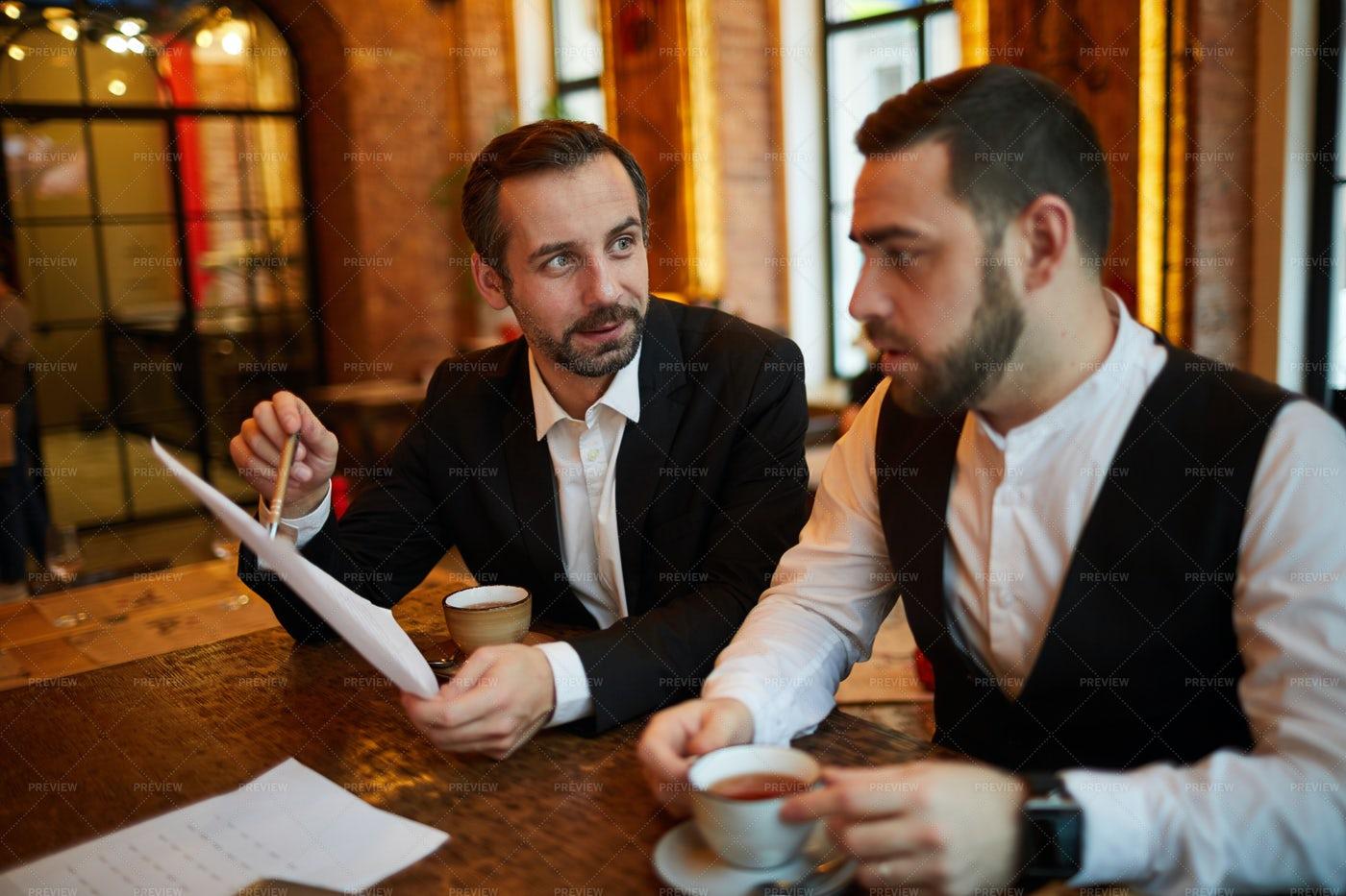 Business People Meeting: Stock Photos