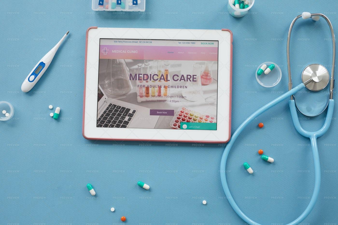 Medical Care: Stock Photos
