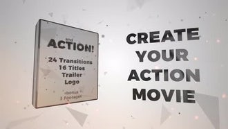 Action Toolkit!: Premiere Pro Templates
