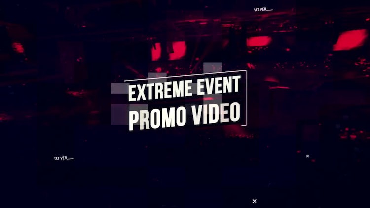 Dubstep Sport Event Opener: After Effects Templates