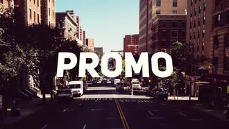 Short Stomp Intro: Premiere Pro Templates