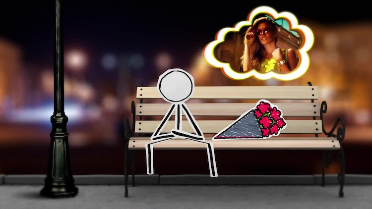 Confession of Love: After Effects Templates