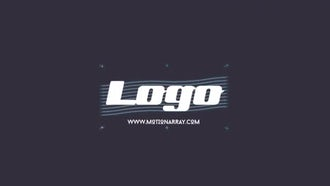 Glitch Logo: Premiere Pro Templates