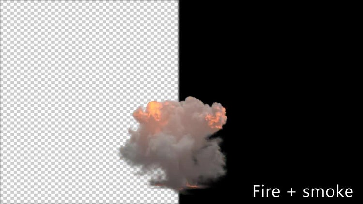 Blast Explosion: Motion Graphics