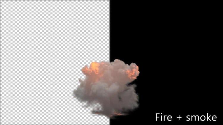Blast Explosion: Stock Motion Graphics