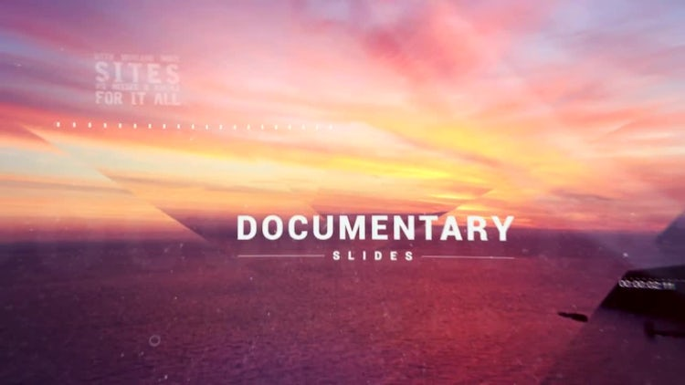 Cinematic Epic Intro: After Effects Templates
