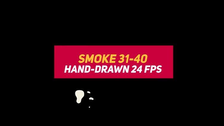 Liquid Elements Smoke 31-40: Stock Motion Graphics