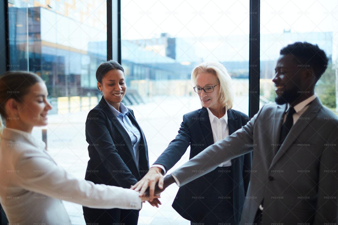 Successful Partners: Stock Photos