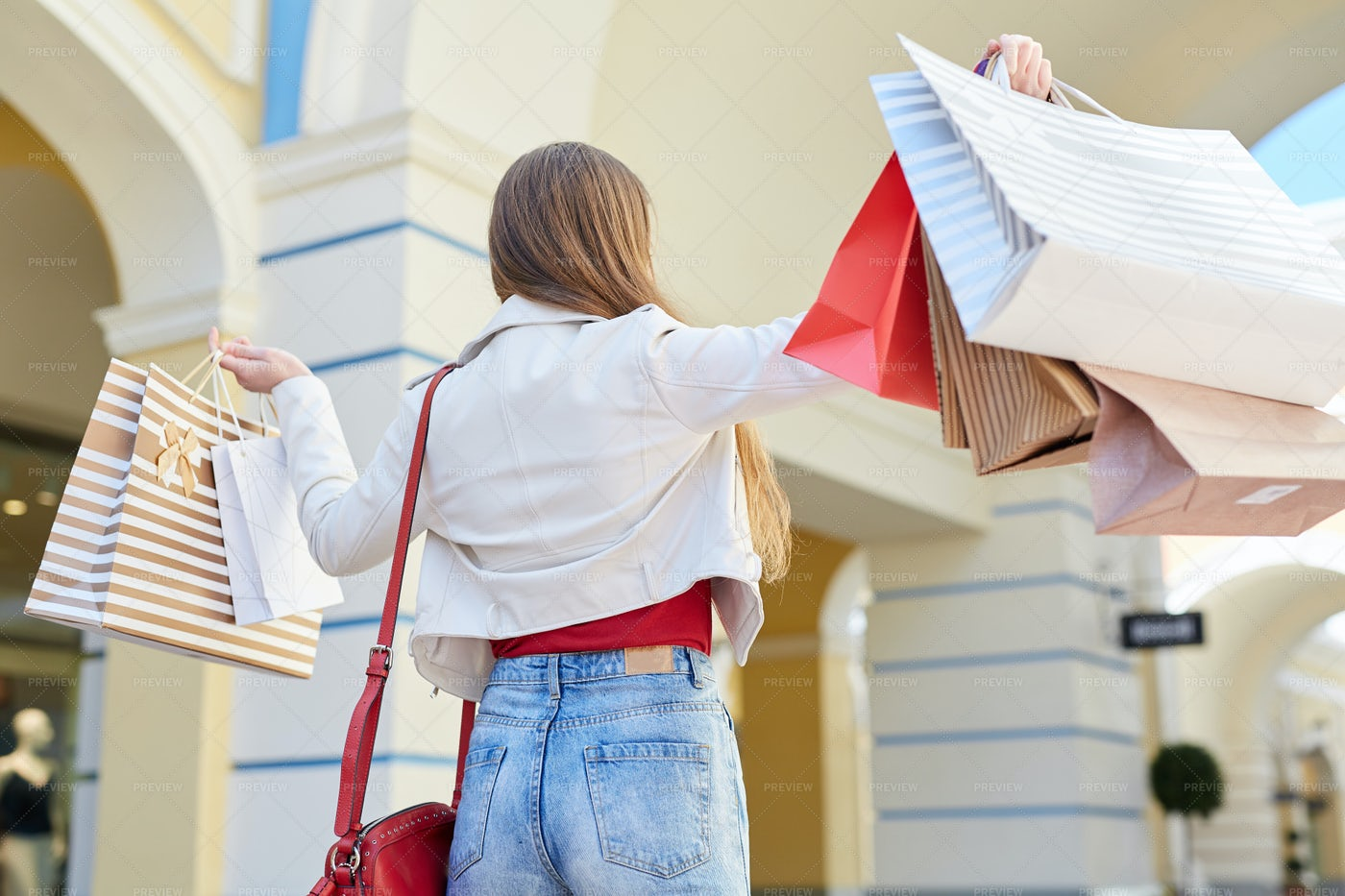 Starting Shopping Tour: Stock Photos