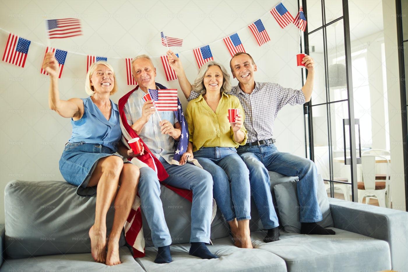 Senior American Citizens: Stock Photos