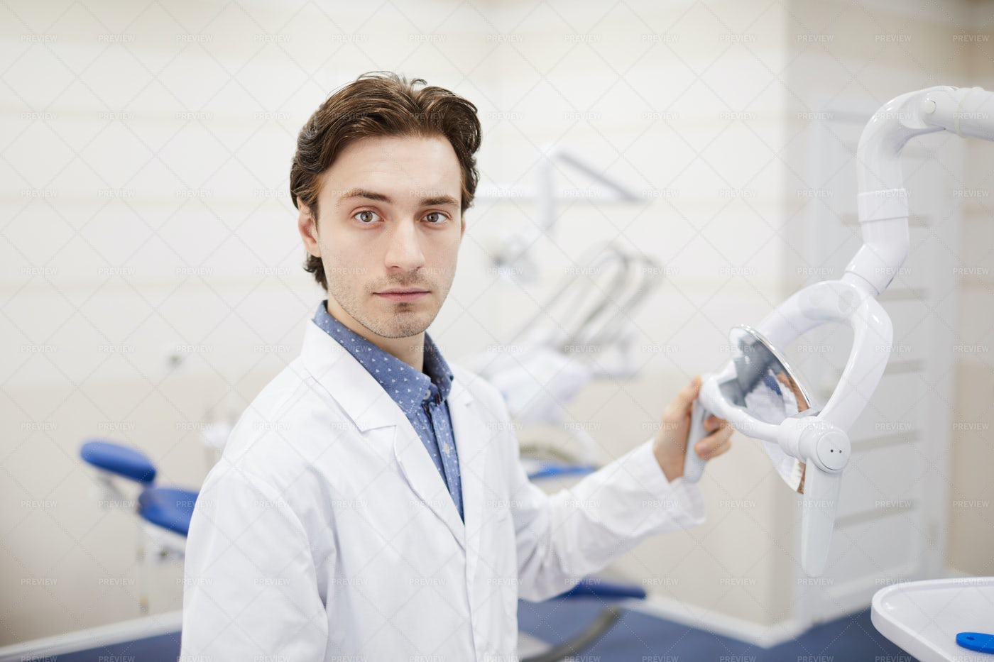 Young Dental Specialist: Stock Photos