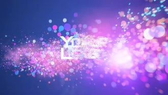 Particle Sweep: After Effects Templates