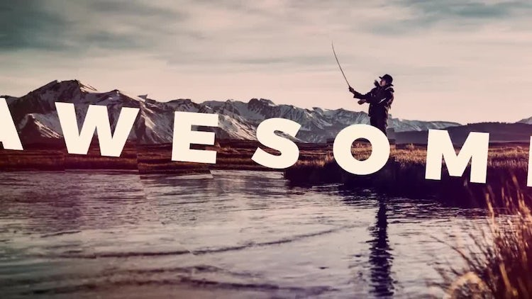 Quick Stomp Opener: After Effects Templates