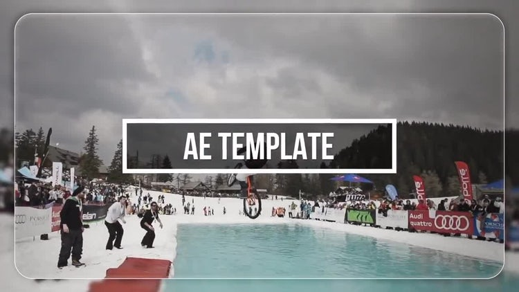 Video Slideshow: After Effects Templates