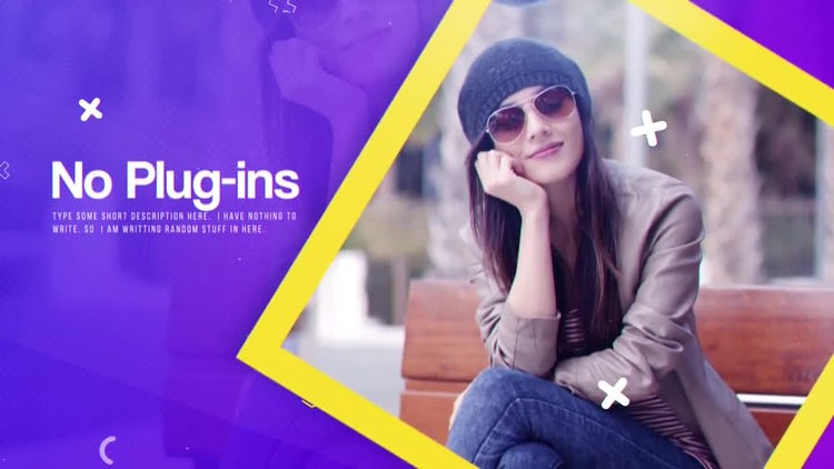 Colorful Promo: After Effects Templates