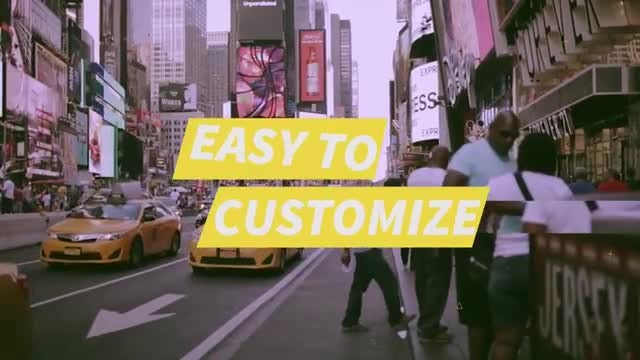 Urban Promo: Premiere Pro Templates