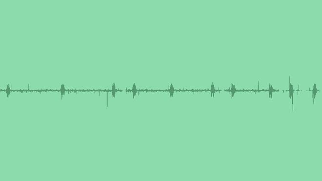 Vinyl Crackling: Sound Effects