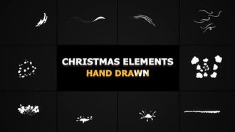 Christmas Elements: Motion Graphics