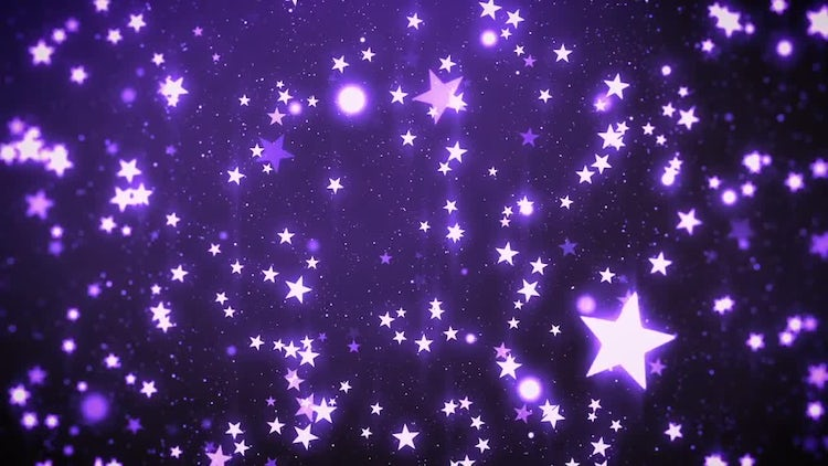 Star Background: Motion Graphics