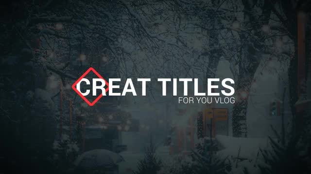 Ultra Clean Titles: After Effects Templates
