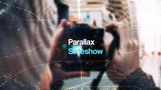 Parallax Slideshow: Premiere Pro Templates