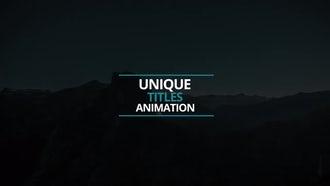 Elegant Titles: Premiere Pro Templates