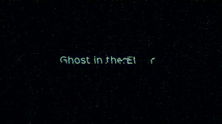 Ghost In The Ether: After Effects Templates