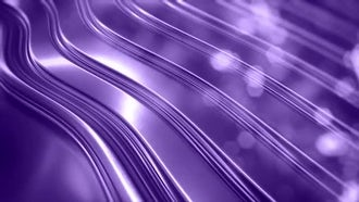 Violet Metal Background: Motion Graphics