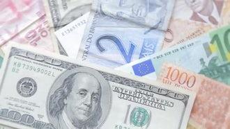 World Money: Stock Video